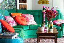 HOME - decor inspiration / Home decor and interior design inspiration