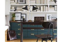 Home Office / Create an idea inspiring work space with hardworking home office essentials in lighting, furniture, storage, and decor. / by Rejuvenation