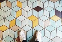 HOME - floors / Examples and inspirational floor design and decor