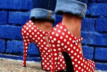 Polka Dots! / by Barbara ...... Saved By The Grace Of God