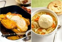 Thanksgivukkah / Thanksgiving AND Hanukkah, what could be better? Great meals for your Thanksgivukkah celebrations.