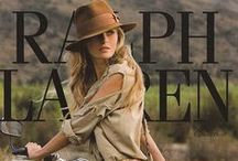 All Things Ralph Lauren! / by Barbara ...... Saved By The Grace Of God