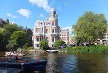 Amsterdam - Holanda - Países Bajos / Viaje a Amsterdam Holanda Turismo Holanda Amsterdam AmsterdamTravel  Voyage Amsterdam, Hollande