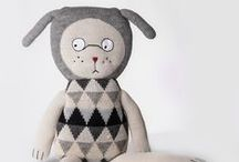 Fairtrade Toys / 100% alpaca knitted toys made under fairtrade rules.