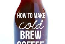 Drinks - caffeine