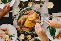 thanksgiving / thanksgiving | table scape | turkey