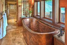 Bedroom & Bath / by Kimberly W.