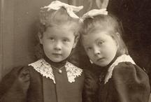 Histo - enfants / Costumes historiques d'enfants - collecte de documents