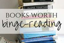 We Love Books / From RIF children's books, to Kappa Key Reads, and more.