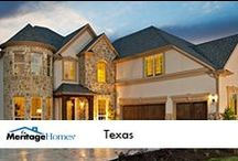 Texas / by Meritage Homes