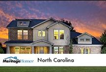 North Carolina / by Meritage Homes