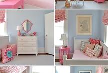 faith big girl room ideas / by Lauren Booth