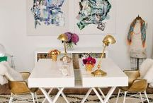 HOME DECOR / Interior fashion and design that inspires me and I think you'll love too!