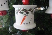 Christmas ornament weekend / by Patricia Williamson