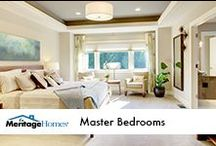 Bedrooms / by Meritage Homes