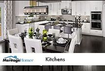 Kitchens / by Meritage Homes