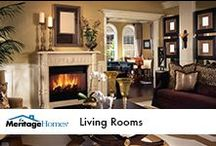 Living Rooms / by Meritage Homes