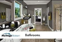 Bathrooms / by Meritage Homes