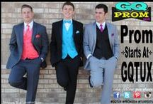 Prom 2014 / GQ is your #Prom2014 destination!  Get $50 OFF your Prom Tux Rental! Prom Starts @GQTUX.com