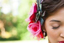 Hairstyles / by Carolina Betancourt