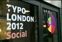 TYPO London 2012 »Social« / TYPO London 2012: Social provides a unique opportunity to investigate the myriad ways in which designers can function socially. More at http://typotalks.com/london/ / by TYPOtalks