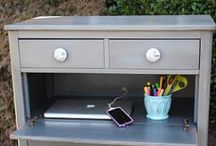 dresser/wood furniture
