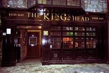 Pubs & Bars Around the World / by Jeff Hamilton