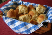 Breads, Biscuits & Rolls / by Jeanean Moose