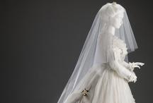 Robe de mariée, robe blanche - historique / Robes de mariée et robes blanches anciennes