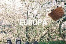 Reizen in Europa / Wat hebben we toch een mazzel dat we in Europa wonen! Andere culturen, talen, keukens en kunst liggen op een steenworp afstand, daar krijgen we nooit genoeg van. In dit bord hebben Nederlandse en Belgische reis-, food- en lifestyle bloggers de leukste tips om te reizen in Europa voor je verzameld. Waar ga jij volgende keer het liefst naar toe?    meedoen? info@dreampingo.com    alleen verticale & NL-talige pins!