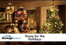 Home for the Holidays / by Meritage Homes