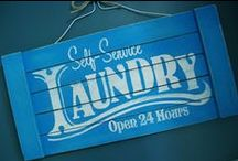 Laundries & Linen Closets