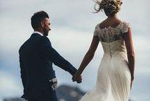 Robe de mariée moderne - inspiration