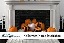 Halloween Home Inspiration / All the spooky and fun halloween decorations for your home.