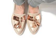Loafers are the new ballet flats