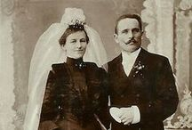 Mariage - photos anciennes