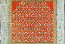 Patterns of India / Textile and art patterns, motifs of India