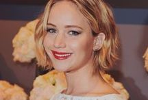 Jennifer Lawrence / JLaw is my Queen. ❤