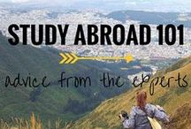 Study Abroad 101 - From The Experts / This group board is for experts on studying abroad to share their tips, tricks, hints, wishes, and thoughts on studying abroad for those who are interested in living abroad in the future.  Feel free to pin up to 3 posts per day!  If you are interested in joining as a contributor, please email me at studyabroadandbeyond@gmail.com.