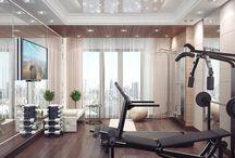 home | gym / gym