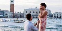 "wedding | proposal / ""it's the little moments that make life big"" -Kobi Yamada"