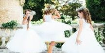 wedding | flower girls