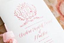 wedding | programs