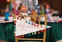 wedding | kids table