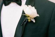 wedding | boutonnières