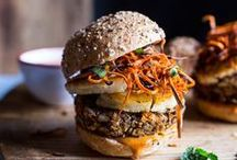 veggie burgers / Meatless, meat-free, plant based, bean burgers, veggie burgers, nut burgers, you name it! If it's vegan or vegetarian between two buns, you'll find it here.
