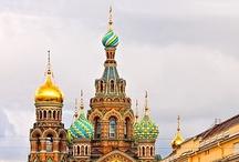 Photos from Russia / by John Fisher aka Ivan Rubikov