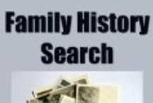 Ancestry / by John Fisher aka Ivan Rubikov