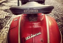 For the Vespa / by Christopher Rothe