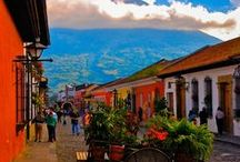 Guatemala / This board includes pictures of beautifull places to go in Guatemala. If you want to visit Guatemala and learn spanish visit us: www.intercoined.com